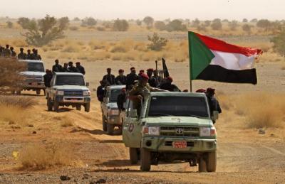 إعلام: عملية انقلابية في السودان للسيطرة على الحكم