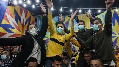غزة.. الشرطة تقرر منع إقامة الحفلات في الشوارع والأماكن العامة