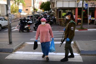 """19 حالة وفاة و1793 إصابة جديدة بـ (كورونا) في """"إسرائيل"""""""