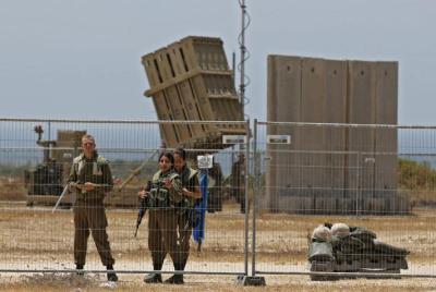 الجيش الإسرائيلي يرفع حالة التأهب وينشر بطاريات القبة الحديدية