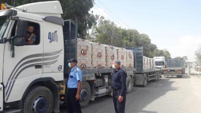 مرور غزة تُسجل 4 إصابات في 11 حادث سير خلال 24 ساعة الماضية