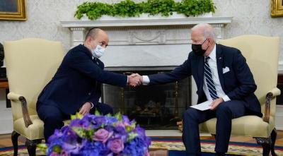موقع عبري: هل انتهى شهر العسل بين حكومة بينيت وإدارة بايدن ؟!