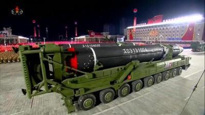 الجيش الأمريكي يصدر بيانا بشأن صاروخ كوريا الشمالية الجديد