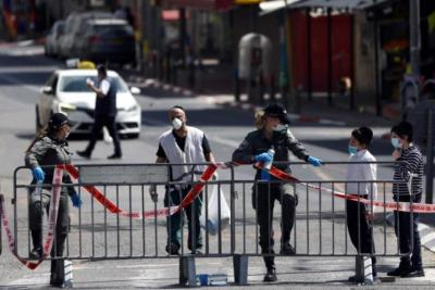 الصحة الإسرائيلية: 18 وفاة و(2064) إصابة جديدة
