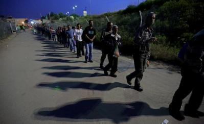 الاحتلال: زيادة حصة العمال الفلسطينيين من الضفة الغربية