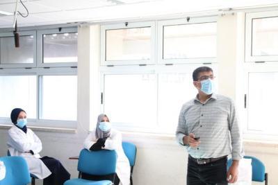 صحة غزة تكشف حصيلة الإصابات والوفيات بفيروس (كورونا)