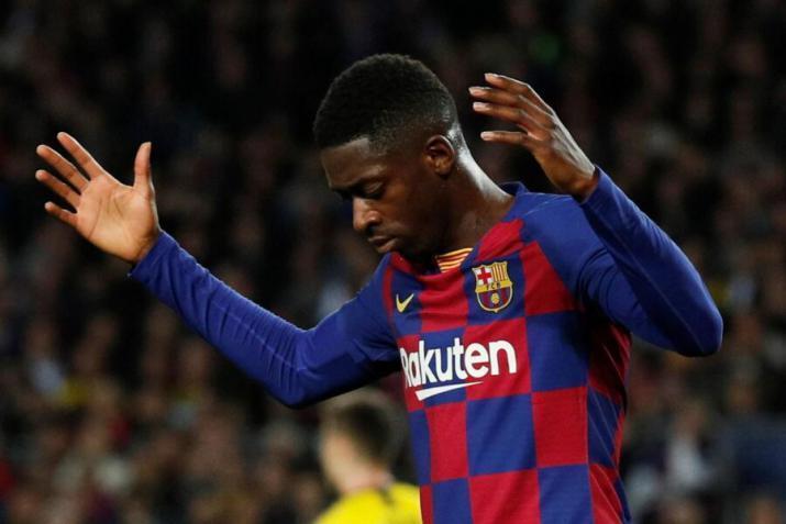 مانشستر يونايتد ويوفنتوس يتنافسان لضم نجم نادي برشلونة
