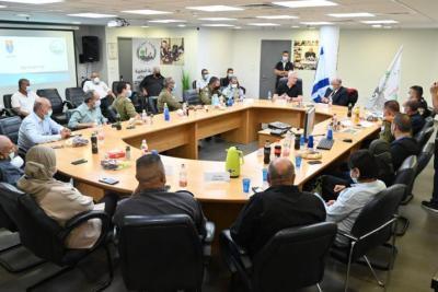 اتهامات إسرائيلية حول الخلافات مع واشنطن بعد قرار غانتس ضد المؤسسات الفلسطينية