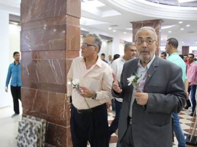 وليد الحصري: وعود مصرية بزيادة حجم التبادل التجاري مع قطاع غزة