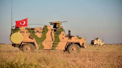 تركيا: سنستخدم قوتنا الصارمة في سورية وليبيا.. ولكن!