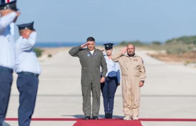 المونيتور: ماذا يعني حضور قائد إماراتي تدريبات سلاح الجو الإسرائيلي؟