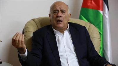 الرجوب: حوارات فلسطينية ستسبق اجتماع المجلس المركزي
