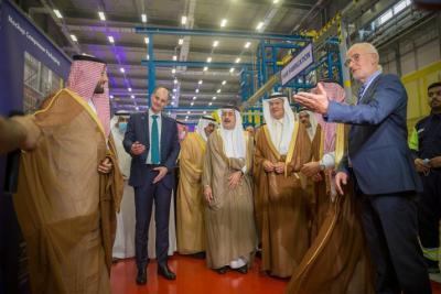 """""""سيمنس"""" تطلق أكبر مركز متكامل للطاقة بالشرق الأوسط في السعودية"""