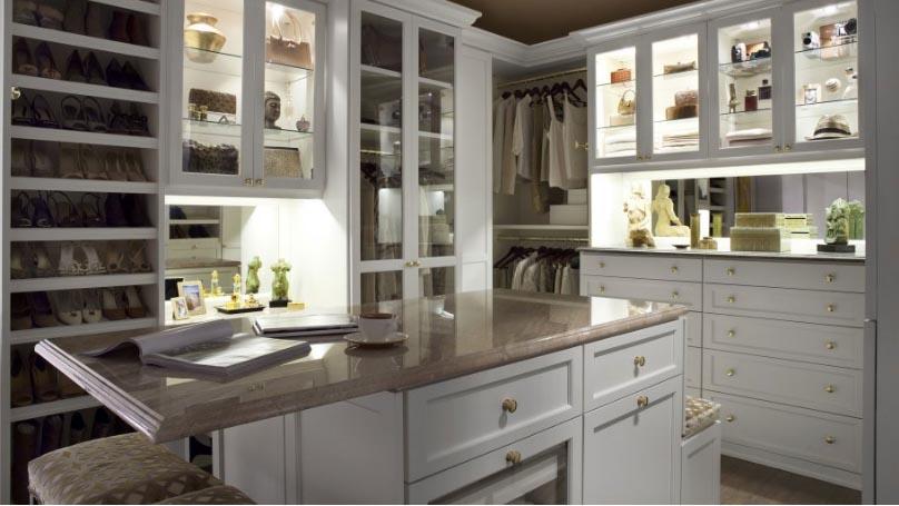 Closet Design Ideas