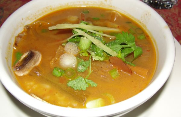 Thai Shrimp Coconut Grandeur