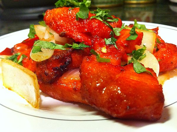 Indian Chilly Chicken