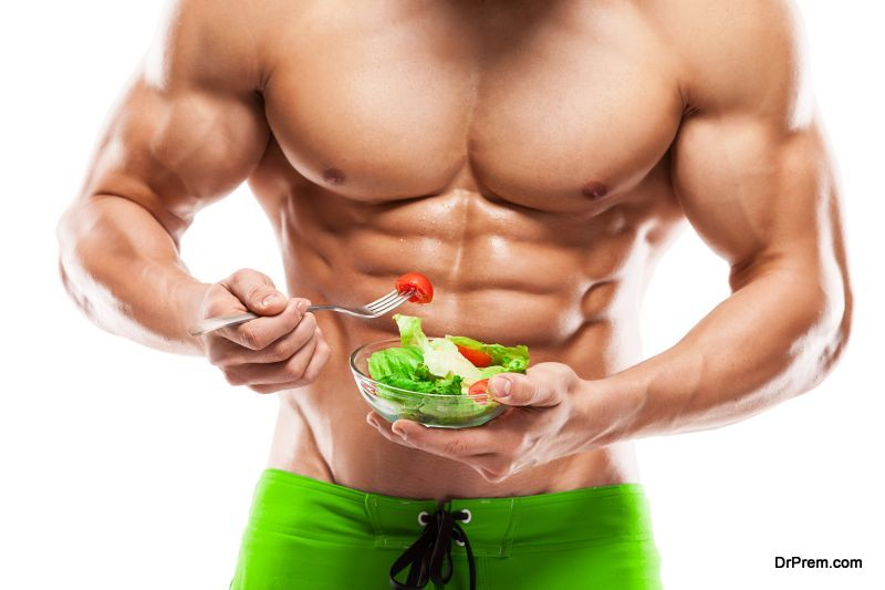 Muscle friendly foods