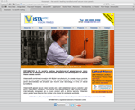 vistamatic website designed by alwaysinspired