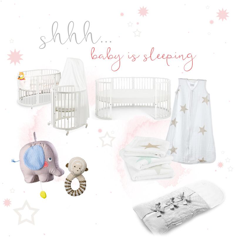 Erstausstattung Baby Schlafen
