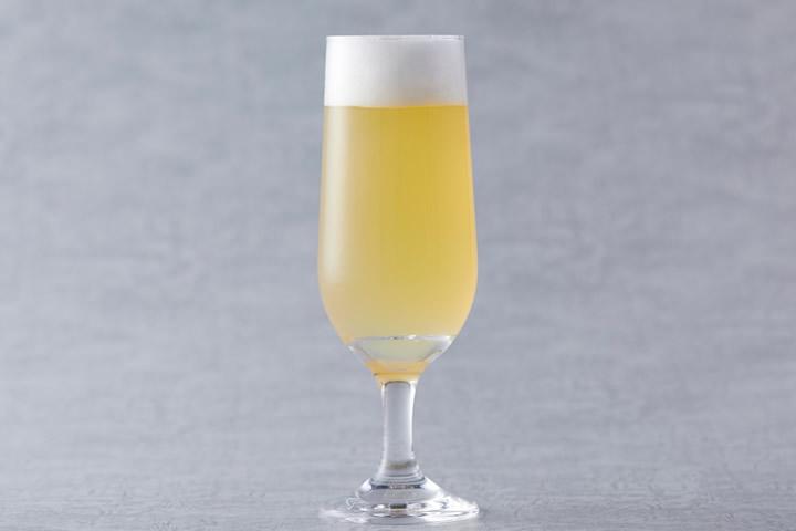 白いゆずビール