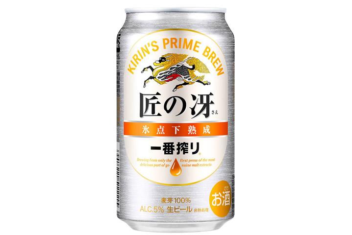 キリンビール「一番搾り 匠の冴(さえ)」