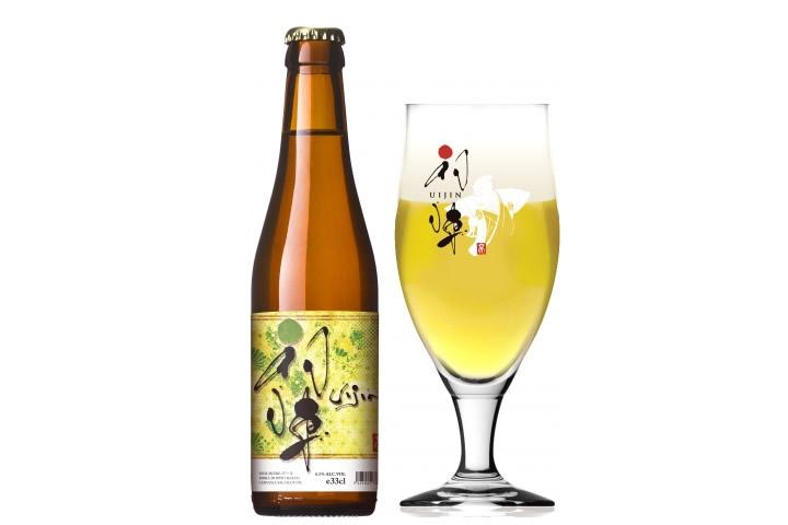 クラフトビール「初陣Uijin」