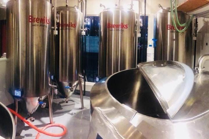 ラーメン店併設型ブルーパブ「Roto Brewery 麺や天空」