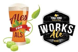 ヤッホーブルーイング「Ales for ALS」