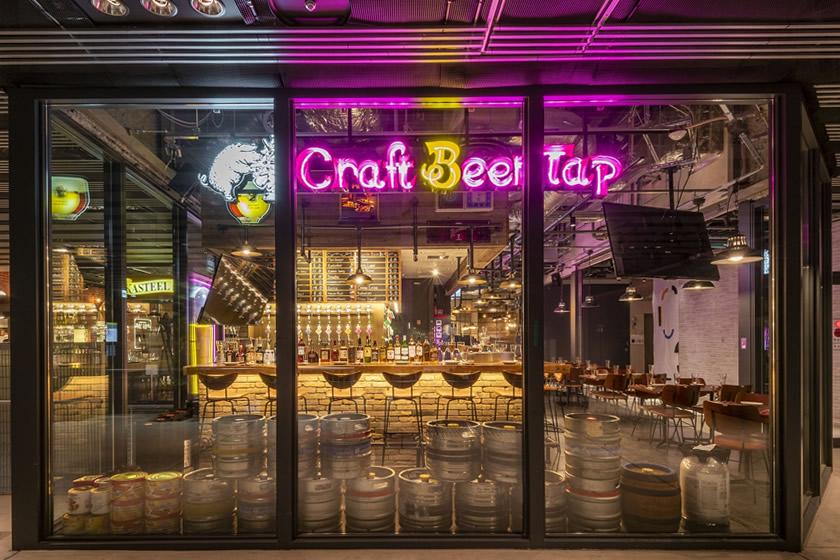 「クラフトビールタップ」新店が渋谷ストリームでオープン!9月末までキャンペーンも