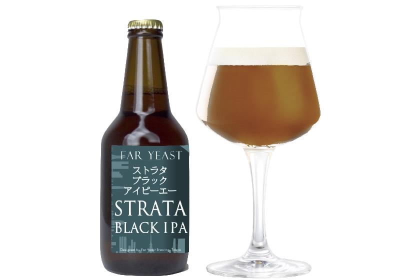 Far Yeast Brewing「Strata Black IPA」
