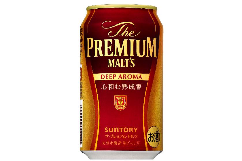 サントリービール、「ザ・プレミアム・モルツ ディープアロマ」をセブン&アイグループから発売