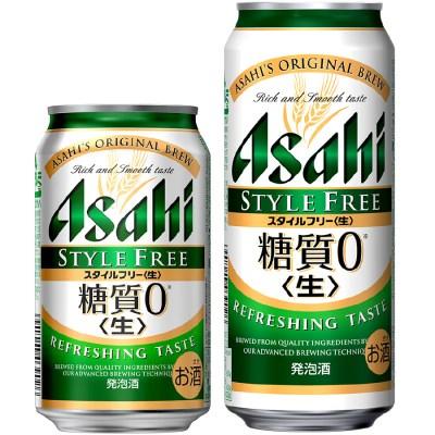 アサヒビール「アサヒスタイルフリー<生>」リニューアル