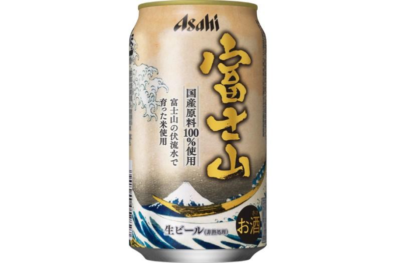 アサヒビール&イオン「アサヒ富士山」