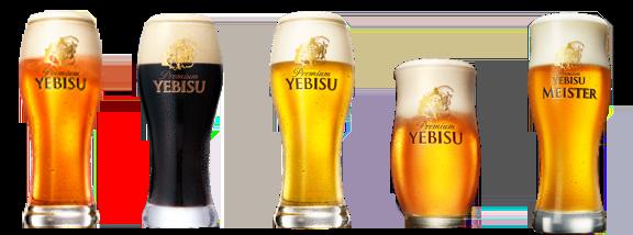 サッポロビール「ヱビスビール」