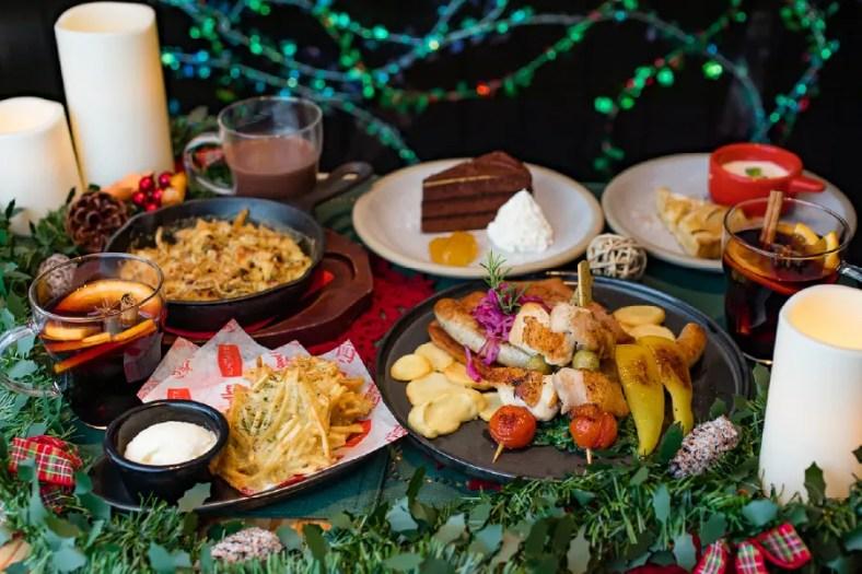 シュマッツ「クリスマスマーケット」