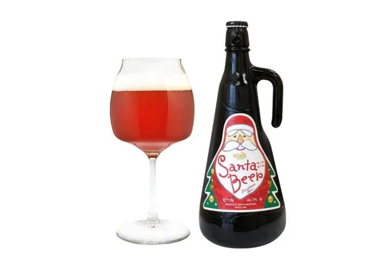 ヘリオス酒造「サンタビール」