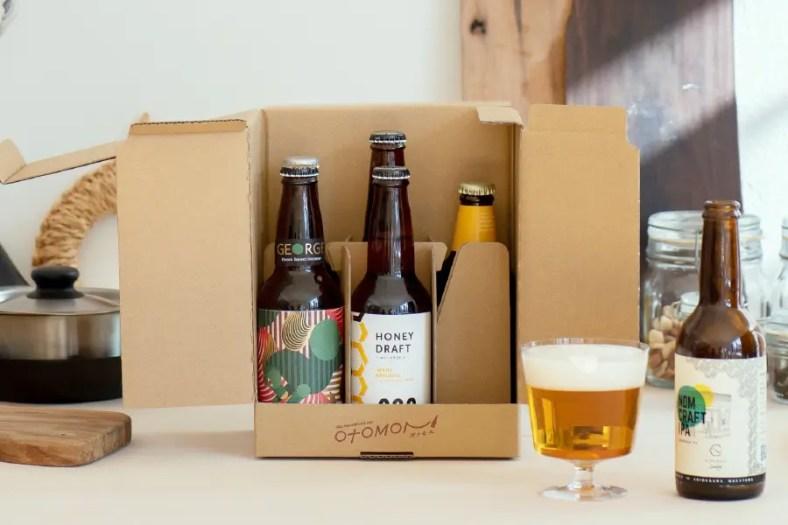 クラフトビール定期便サービス「Otomoni(オトモニ)」