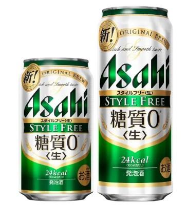 アサヒビール「アサヒスタイルフリー<生>」