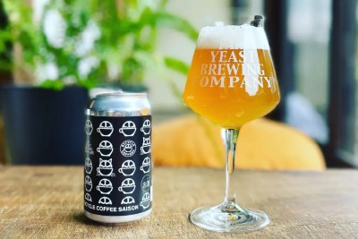 Far Yeast Brewing「Far Yeast Bicycle Coffee Saison」