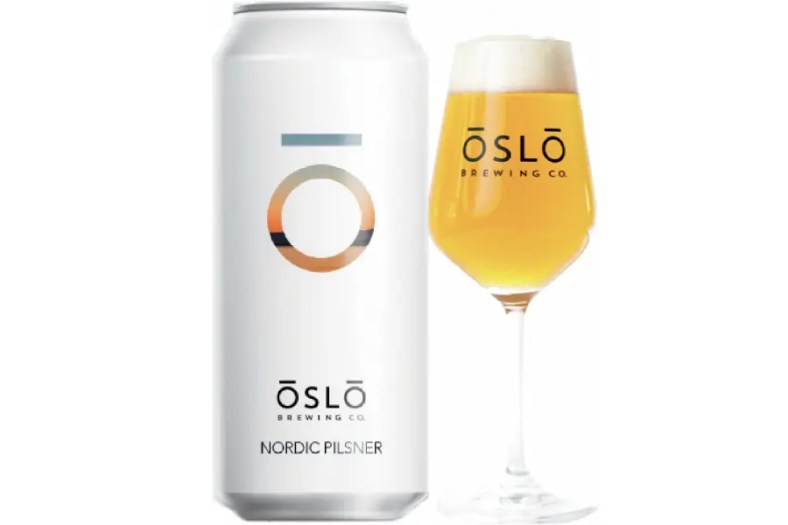 OSLO Brewing「ノルディックピルスナー 」