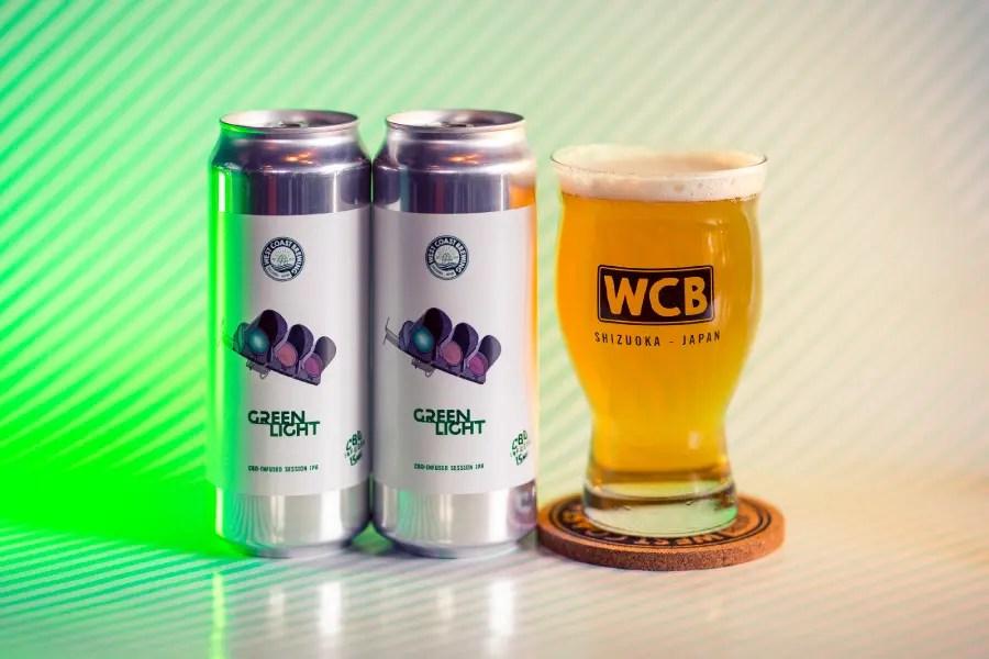 West Coast Brewing「Green Light」