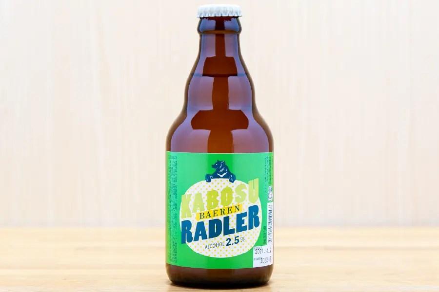 ベアレン醸造所「ベアレン かぼすラードラー」