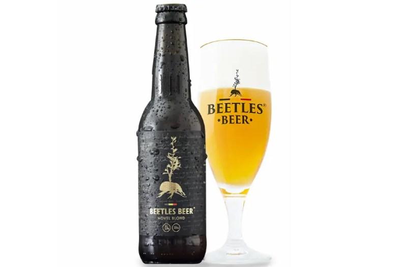 バグズファーム「BEETLES BEER(ビートルズ ビア)」