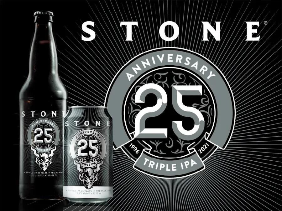 ストーンブリューイング「Stone 25th Anniversary IPA」