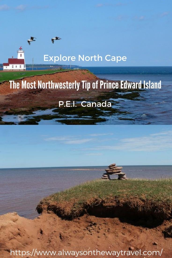 Explore North Cape on Prince Edward Island, Canada