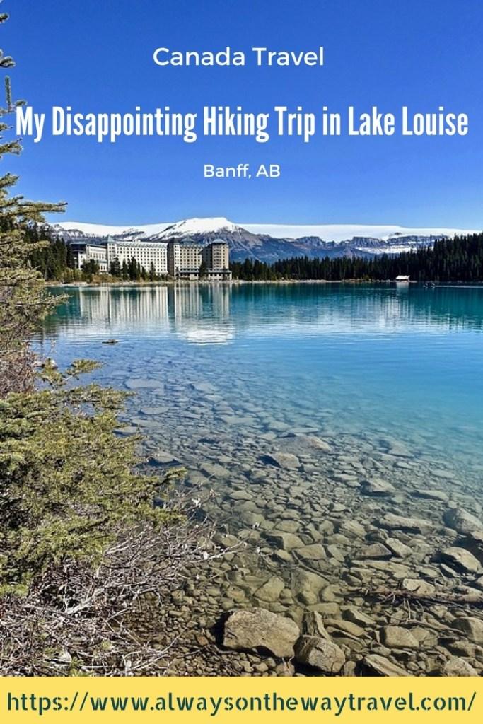 Lake Louise, Banff #Canada #T