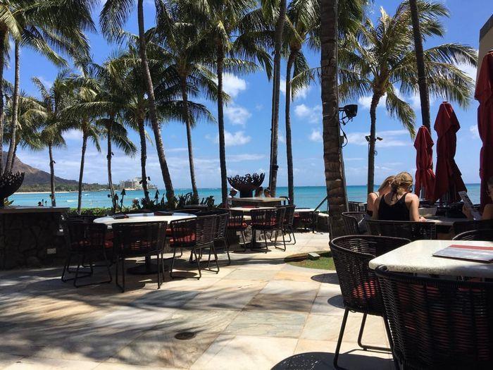 My favorite places to eat in Honolulu, Hawaii - RumFire Waikiki