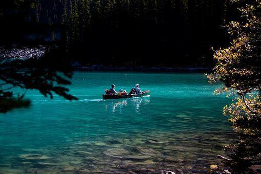 Lake Louise Hikes, Banff, Alberta Canada