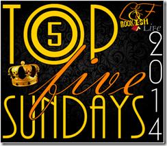 top 5 sundays 2014 new