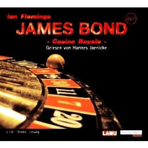 The James Bond Casino Royale Audio Book